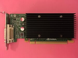 Nvidia Quadro NVS 300 512MB PCI-Express Dual-DVI GPU Graphics Card Low Profile