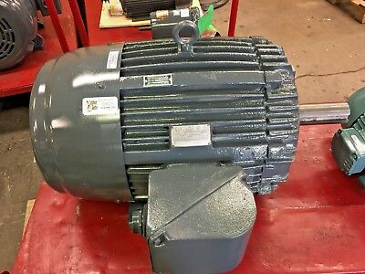 US Electric TEFC AC Motor MOD# S11S215R006R-10, 100 HP, 1780 RPM, 405T FR