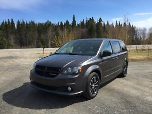 Dodge grand caravan blacktop