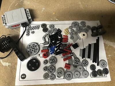 LEGO Technic Motor Set 8287 Extremely Rare VHTF 2006. Works!!!!