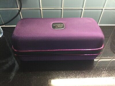 Topstyler by Instyler Purple Box Exc Cond Curler Set - Hairdressing