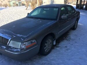 2003 Grand Marquis LS Ultimate Edition