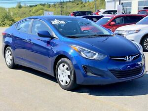 2015 Hyundai Elantra L 6 Speed!!!!
