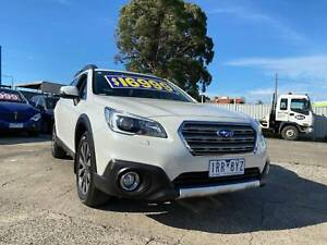 2015 SUBARU OUTBACK Campbellfield Hume Area Preview