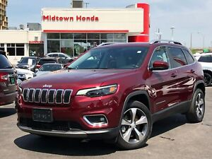 2019 Jeep Cherokee FWD Limited - NO ACCIDENTS-LOW KMS
