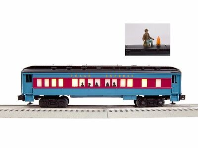 LIONEL 6-35130 THE POLAR EXPRESS BABY MADISON DISAPPEARING HOBO CAR BRAND NEW