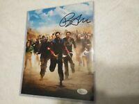 Bam Margera Autograph 8x10 Jackass Signed Photo JSA COA