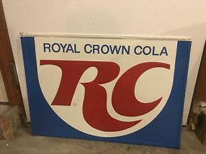 1960s rc cola sign