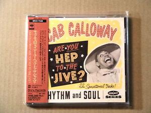 Cab Calloway - Are You Hep To The Jive? Lyrics and ...