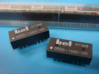1  Bel Fuse 0556 1060 00 0556106000 High Speed Lan Magnetics Through Hole