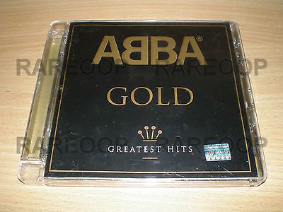 Gold: Greatest Hits [Super Jewel Box] by ABBA (CD, 2008) MADE IN ARGENTINA
