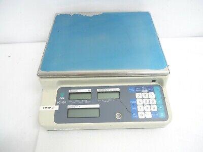 Digi Dc-130 Digital Counting Scale Capacity 60 Lb 15v - 3w
