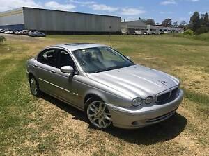 2001 Jaguar X Type Sedan Yeerongpilly Brisbane South West Preview