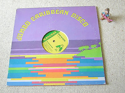 "THE IMAGINATION Shake Me Bupsie 1979 US 12"" MAKOSSA MD 9043 SOCA CARIBBEAN DISCO"