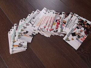 Hockey Cards and Magazines