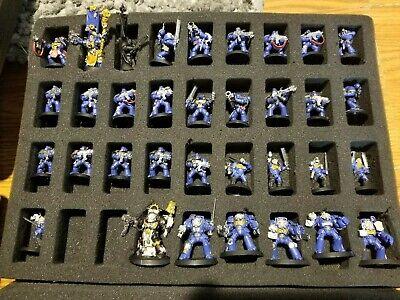Warhammer 40k Ultramarines army