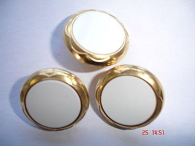 5 Stück seltene Knöpfe 15mm K500.5