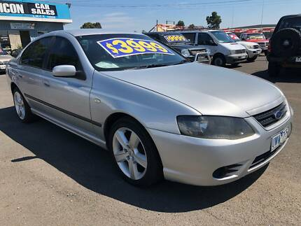 2006 Ford Falcon BF XT Sedan Bayswater North Maroondah Area Preview
