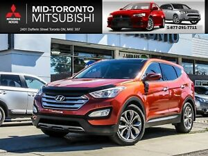 2013 Hyundai Santa Fe Sport 2.0T SE Leather|Panoramic Sunroof|Ba
