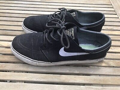 AUTHENTIC MENS NIKE STEFAN JANOSKI SKATEBOARDING TRAINERS SIZE 11 UK