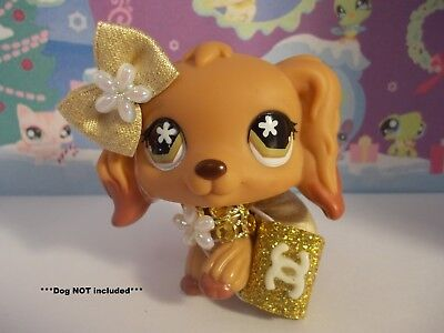 Littlest Pet Shop Accessories Clothes Custom Skirt Outfit LPS DOG NOT INCLUDED