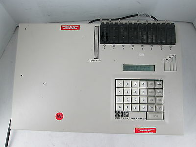 Bytek 8- Multiprogrammer Device 832fta Hw 0 02ix Fw Rev 54 Sn 832x1024