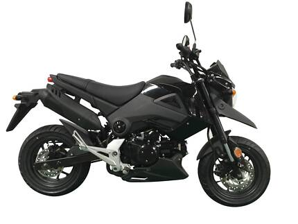 125cc BRAAAP URBAN LAMS similar Honda MSX125 GROM Z125 Monkey Brendale Pine Rivers Area Preview