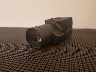Pelco C10dn-6x Daynight Ccd Image Sensor Camera With 5.0-50mm 11.4 Cctv Lens