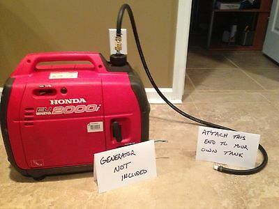 Honda Generator Extended Run Fuel System Kit Complete