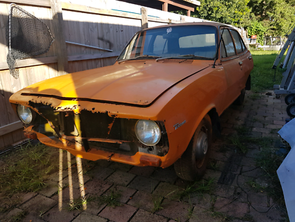 Barn find lc 4 door torana