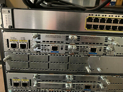 Cisco 4431 Integrated Services Router ISR4431/K9 V01