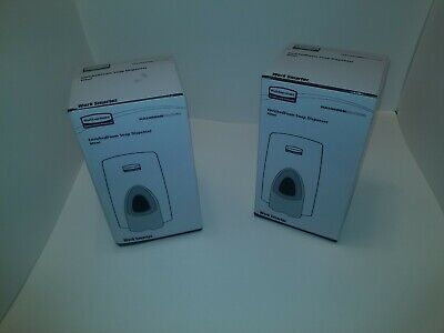 Rubbermaid Wall Mount Foam Soap Dispenser Fg450017