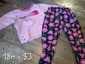 18m girls outfits