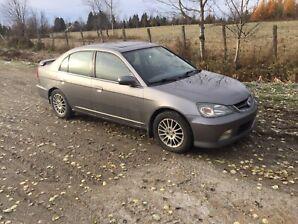 Belle Acura 1.7EL 2005 (comme Honda Civic)