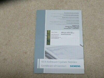 Siemens 6es7810-5cc04-0ye2 Simatic S7 Step 7 Prof Software Update Service