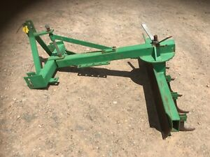3PL rear tractor grader blade NEAR NEW [7T] Wamuran Caboolture Area Preview