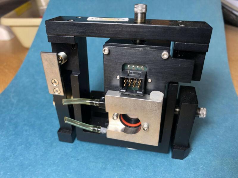3x3x5mm KTP Crystal w/Oven, 4way Adjustable Mount HGTR High Power Laserscope 532