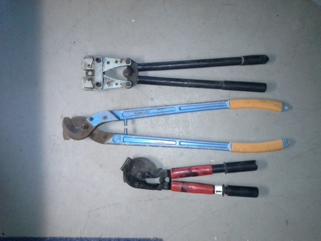 Cable Cutters And Crimper For Sale Hand Tools Gumtree