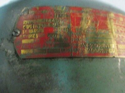 208v Motor (Motor 1 HP, 208 V )