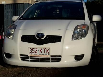 2007 Toyota Yaris Heatley Townsville City Preview