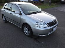 Toyota Corolla 2001 Frankston Frankston Area Preview