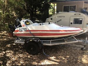 Speed Boat Motorboats Amp Powerboats Gumtree Australia