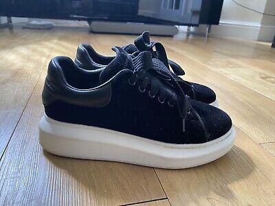 alexander mcqueen trainers 5 black