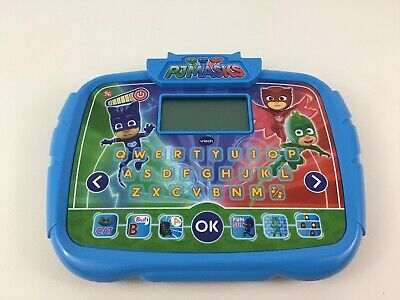 PJ Masks Time To Be A Hero Learning Tablet Toy with Batteries Vtech  for sale  Shipping to India