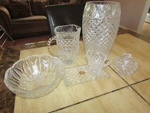 Bohemia Crystal Items Murrumba Downs Pine Rivers Area Preview