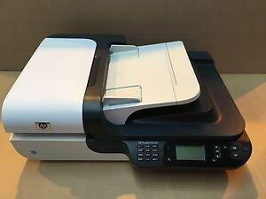 HP ScanJet N6310 6310 A4 USB ADF Flatbed Colour Document Scanner + Warranty