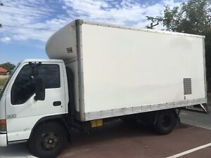 Great lsuzu 300 NPR Truck Perth Perth City Area Preview