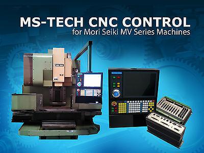 Cnc Retrofit Package Mori Seiki Mv-35mv-40mv-45 Series Machines