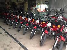 HONDA CT 110 FIRE SALE PRICES FROM $800 FOR GRADE D NEEDS ATT Brisbane City Brisbane North West Preview