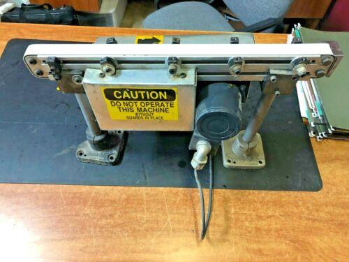 """1"""" x 20""""  Conveyor  Oriental 41k25gn-fch Gearhead"""